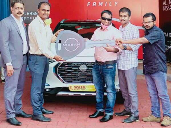 Nissan Magnite first owners