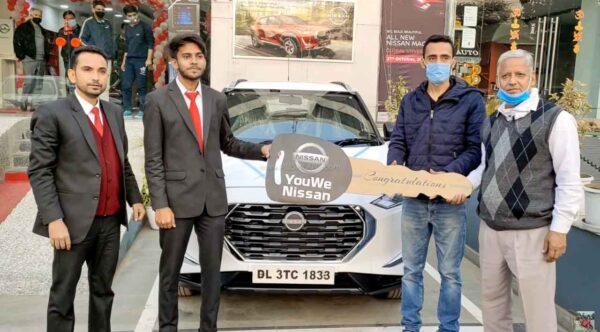 Nissan Magnite deliveries start