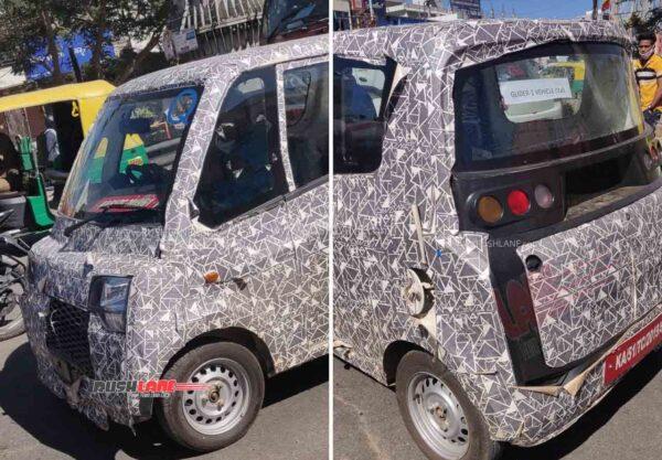Ola Electric Car Quadricycle