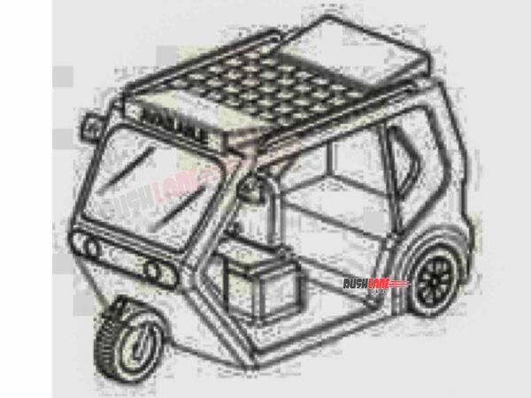 Ola Electric Rickshaw
