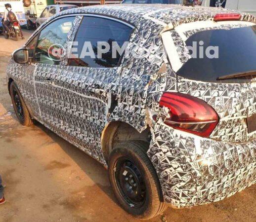 Peugeot 208 in India
