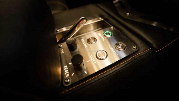 Pravaig Electric Car Interiors