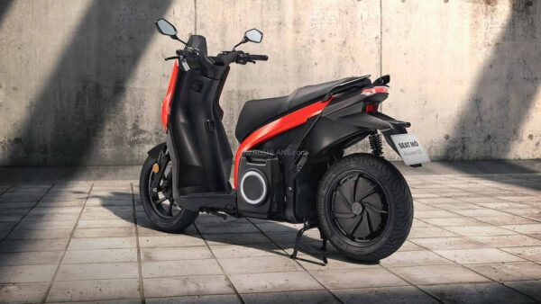 MO Electric Scooter Seat