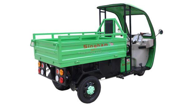 Singham Electric Rickshaw