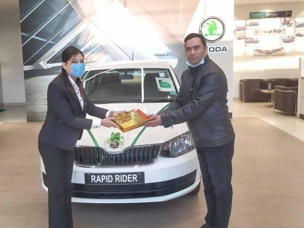 Skoda Rapid Rider Discontinued