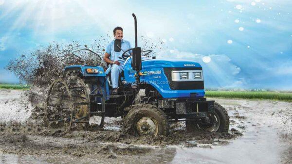 Sonalika Tractor Sales Nov 2020