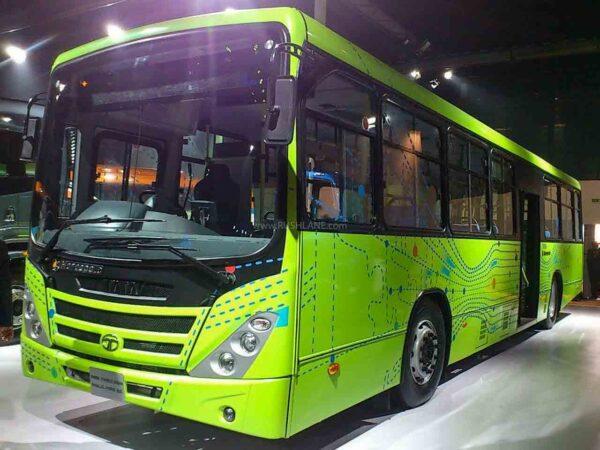 Tata Marcopolo Bus