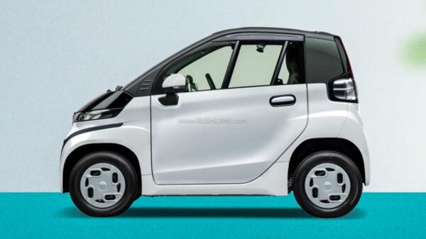 Toyota C+Pod Electric Car