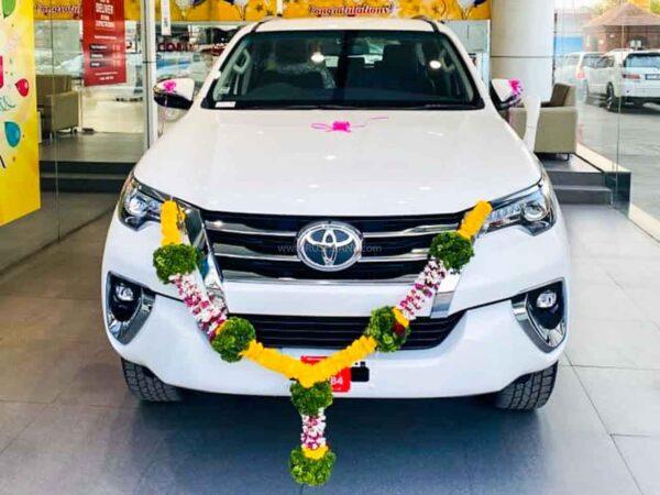 Toyota Fortuner Sales