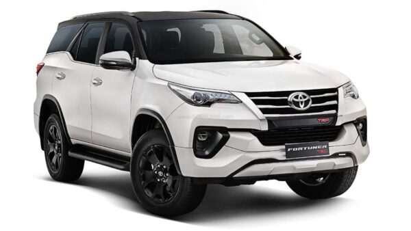 Toyota Fortuner TRD Discontinued