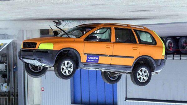 Volvo Car Crash Test