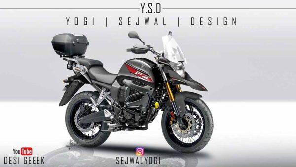 Yamaha FZ-X Adv