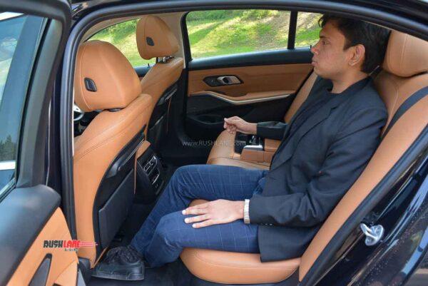 2021 BMW 3 Series Gran Limousine