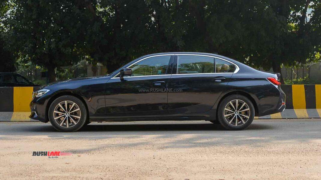 2021 BMW 3 Series Gran Limousine Review - 330 Li