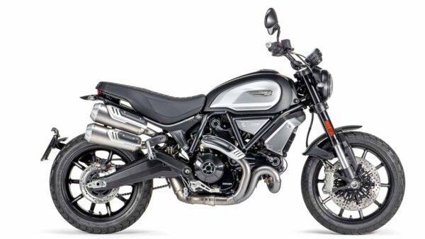 New Ducati Scrambler 1100 Dark Pro