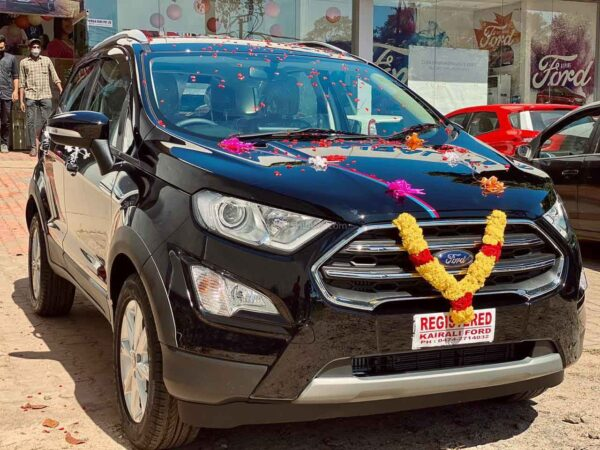 2021 Ford EcoSport Price Reduced