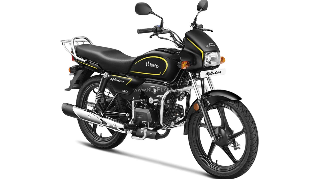 Used Hero Splendor Plus Bike in Bangalore 2019 model