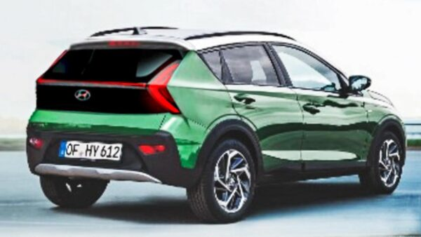 2021 Hyundai i20 SUV - Bayon