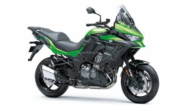 2021 Kawasaki Versys 1000 BS6