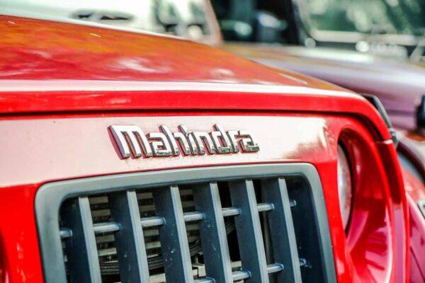 New Mahindra Thar