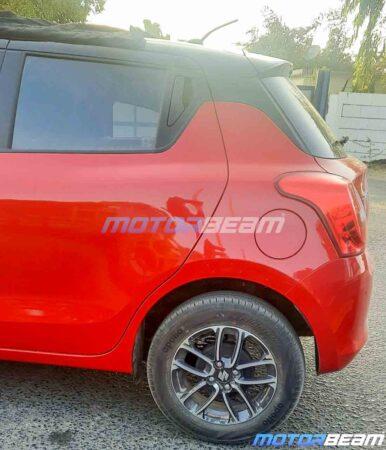2021 Maruti Swift Facelift