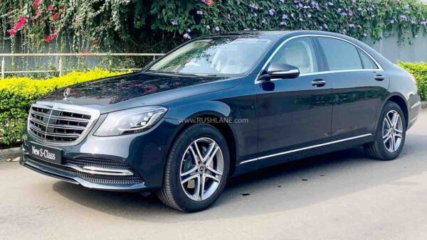2021 Mercedes S Class Maestro Edition