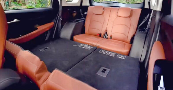 2021 MG Hector Plus 7 Seater
