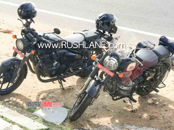 Royal Enfield Classic 650cc Twin