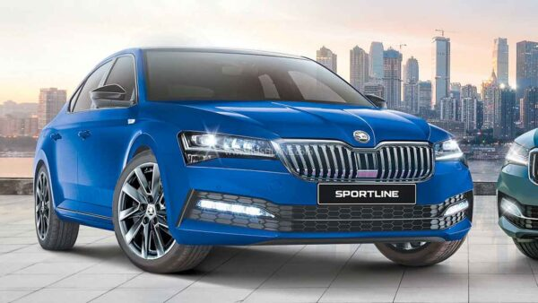 2021 Skoda Superb Sportline Launch Price Rs 31.99 Lakh