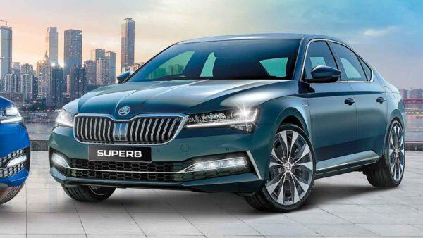 2021 Skoda Superb L&K Launch Price Rs 34.99 Lakh