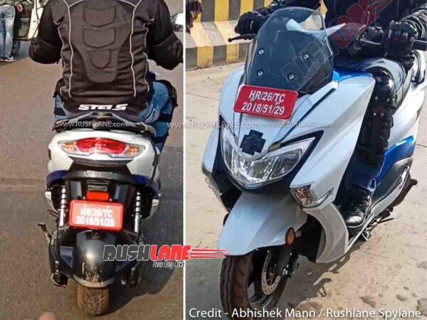 2021 Suzuki Burgman Electric Scooter