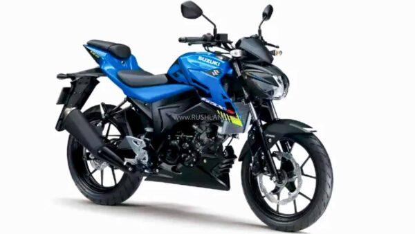 2021 Suzuki GSX S125