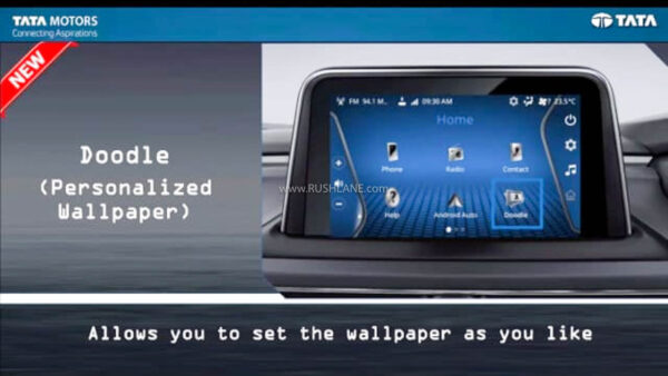 Tata Altroz iTurbo Features