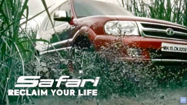 The original Tata Safari
