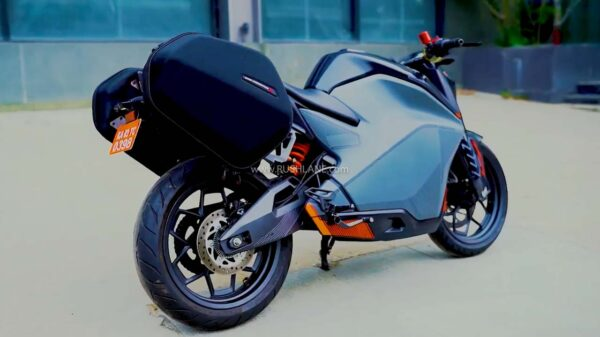 2021 Ultraviolette F77 Electric Motorcycle