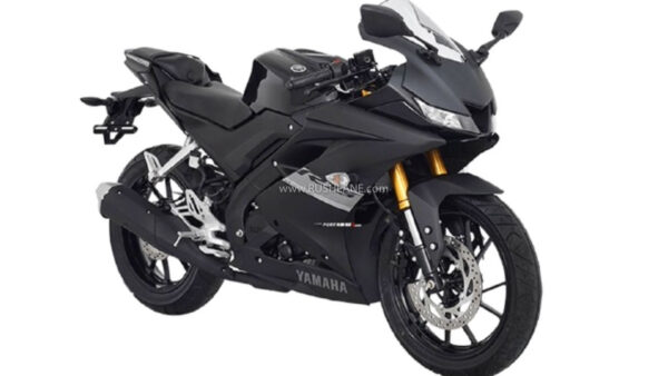 2021 Yamaha R15