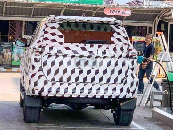 New gen Toyota Fortuner 2022
