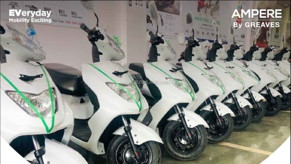 Ampere Electric Scooters