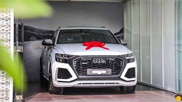 Audi India Sales 2020