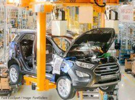 Ford India Plant shut down