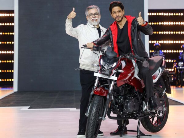 Hero MotoCorp 100 Millionth Motorcycle