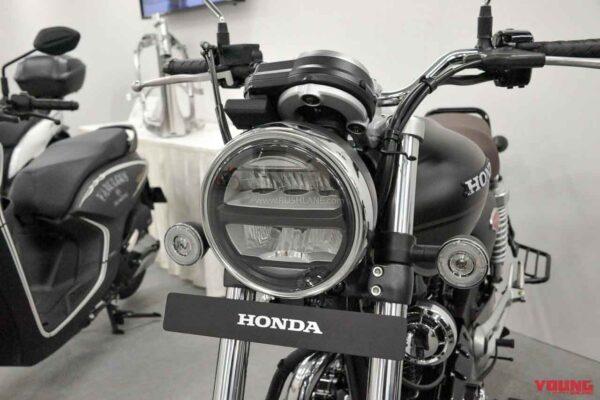 2021 Honda GB350