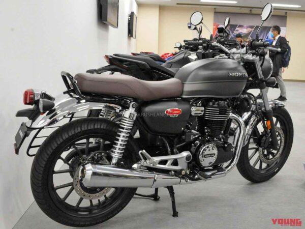 Honda CB350 in Japan