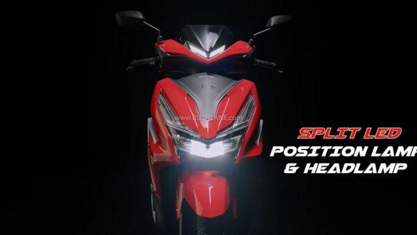 2021 Honda Grazia Sports Edition