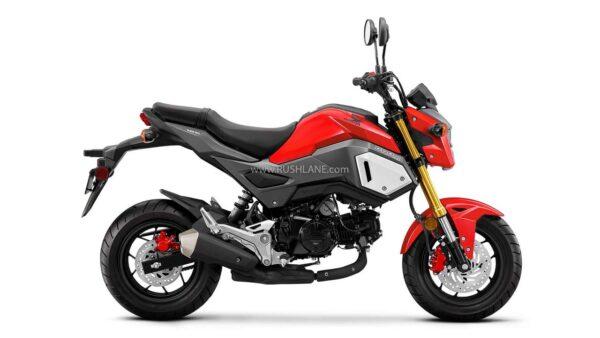 New Honda Grom 125