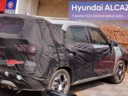 Hyundai Alcazar is Creta 7 Seater