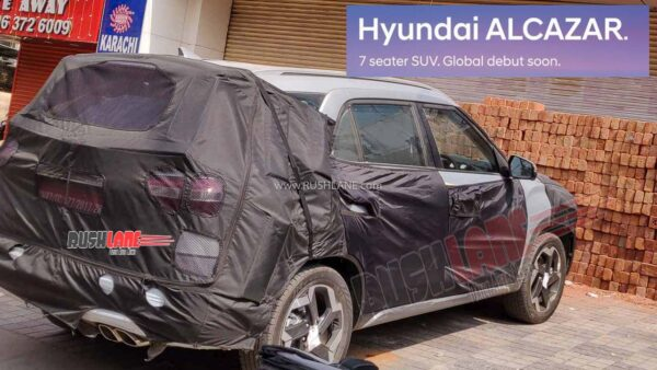 Hyundai Alcazar is Creta 7 Seater