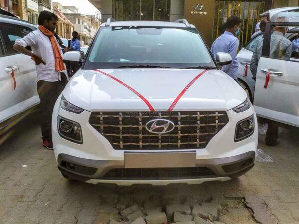 Hyundai Venue Turbo S MT Discontinued