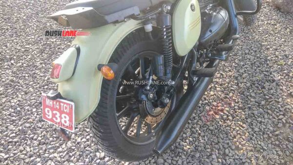 Jawa Forty Two Black Edition