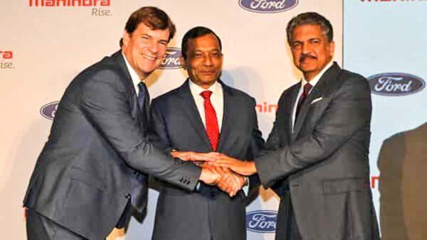 Ford Mahindra JV break up